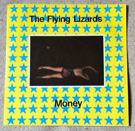 Vinyl Single by The Flying Lizards - Money