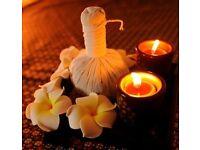 Thai lady massage by Elle