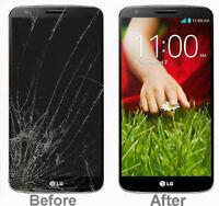 LG NEXUS 7, 5, 4,G2,3 L7 L9 SCREEN LCD REPAIR ,ON THE SPOT