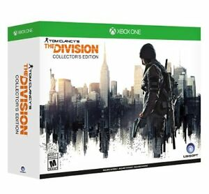 *BNIB* The Division Collectors Edition for Xbox One