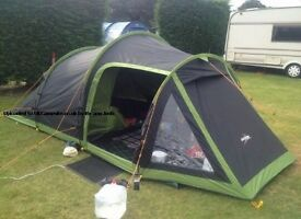 Aventura 4 man single skin tent-in-Twizel