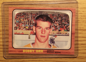 Bobby Orr RC Wanted.