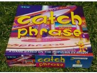 Brand new Catch Phrase Game