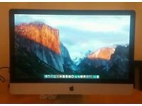 27 inch Apple Imac Great condition 2011