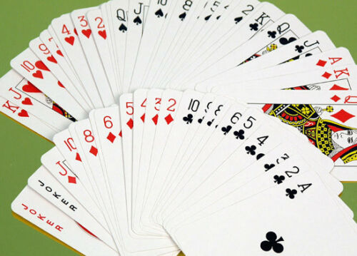 60 Decks Poker Size Playing Cards Regular New Sealed Wholesale Lot