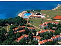 14 day self-catering beach holiday for two in Croatia