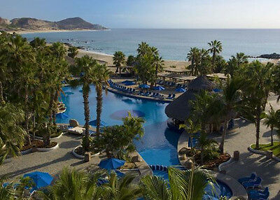 5 NIGHTS AT MELIA CABO REAL HOTEL ALL INCLUSIVE VACATION PACKAGE GOLF RESORT on Rummage