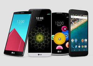 J'achete LG - HTC - Sony Xperia - Blacberry - Nokia etc..