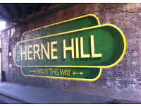 Rooms to rent by Herne Hill/North Dulwich - available now