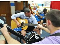 EVENTBRITE LEARN GUITAR EVENT! 5 PLACES TOTAL (NO PREVIOUS GUITAR EXPERIENCE NECESSARY - BEGINNERS)