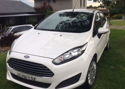2013 Ford Fiesta Raby Campbelltown Area Preview