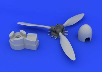 Eduard Brassin 1:32 Fw-190 F-8 Propeller PE-Resin Detail Set For Revell 632069