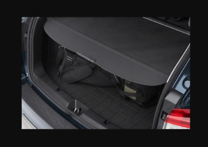 Cargo Area Retractable Subaru Crosstrek Black
