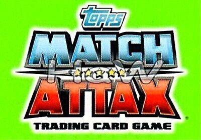 Match Attax 2011/12  11 12 -12 Cards aus Liste - Base Star Top Rookie Clubkarten