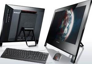 20in All in one ThinkCentre-Win10–250GB HDD-4Gb RAM,keyb,mouse Colyton Penrith Area Preview