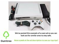 xbox 360 free -- Read ad description before replying!!!