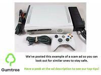xbox 360 free -- Read ad description before replying!!!