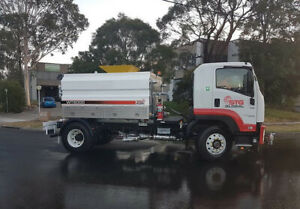 Isuzu FTR 150-260 8,000Lt Galvanised Water Truck Water truck Ormeau Gold Coast North Preview