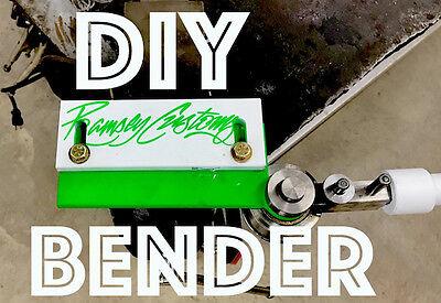 Metal Bender Heavy Duty Diy