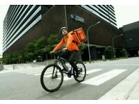 Cycle Courier for hire