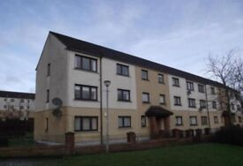 3 double bed flat, Thornhill Road, Hamilton with spacious lounge, large kitchen