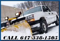 Snow Removal Salt and Sand Spreading Reliable Winter Services