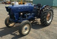 FORD 3000 DIESEL TRACTOR 47 HP NEED GONE