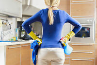 Experienced Lady will help clean your home for you...