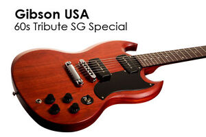 2011 GIBSON SG SPECIAL 60'S TRIBUTE-P90