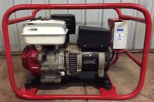 Generator Honda 4 KVA Australind Harvey Area Preview