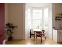 2 bed flat Dalston E8, victorian conversion, raised ground floor flat. Private landlord