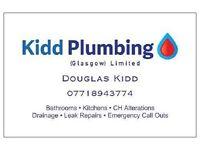 Kidd Plumbing (Glasgow) Limited