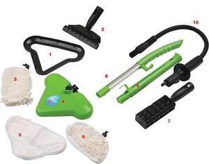 ricambi scopa elettrica a vapore h2o x5 steam mop