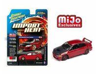 1980 Datsun 280ZX Red //Black *RR* Johnny Lightning Auto World MiJo 1:64 OVP