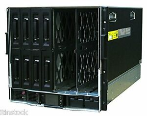 HP-BLc7000-Blade-Chassis-BLc-BL-c7000-507019-B21-Enclosure-Generation2-Enclosure