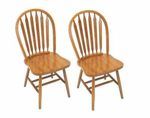 Dining Room Chairs Oak oak dining chairs | ebay
