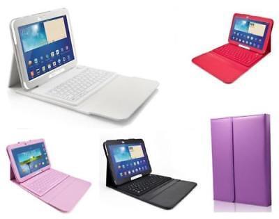 Bluetooth Tastatur für Samsung Galaxy 10.1'' Zoll Tab 3 P5200 Tablet Schutzhülle (Bluetooth-tastatur Für Tab 3)