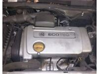 Vauxhall Astra Mk4 1.4 Manual Gearbox (2003)