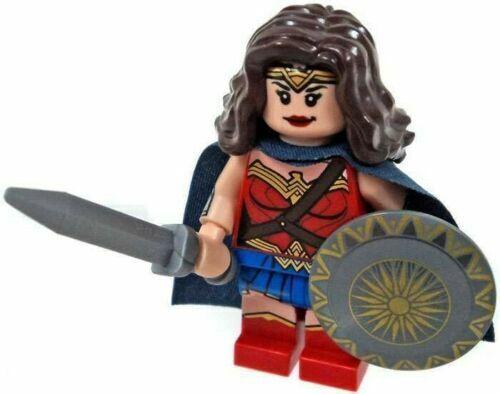 WONDER WOMAN DC COMICS MINIFIGURE FIGURE USA SELLER NEW IN PACKAGE