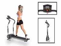 Foldable Treadmill Slim Line Multi Function Motorised Running Machine Small