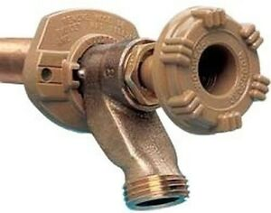 Frost Proof Wall Faucet Ebay
