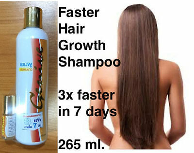 Best New Hair Fast Growth shampoo helps your hair to lengthen grow longer