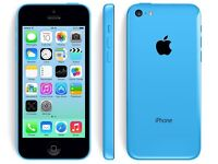 Apple iPhone 5C Factory unlocked, 4G and Good Conditions BLUE