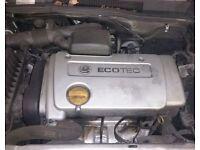 Vauxhall Astra 1.4 16V Engine Code: Z14XE (2003)