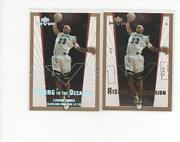 Lebron James Rookie Lot