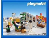 Playmobil Dentist Office (3762) parts