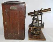 Antique Surveying Equipment