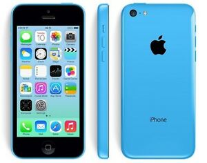 iPhone 5c locked with bell 16 gigs in good condition