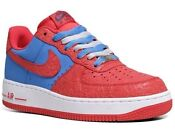 Nike Air Force Red