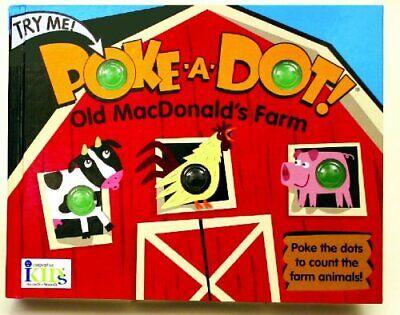 Melissa & Doug Poke-a-Dot Old MacDonald's Farm #31341 NEW ()